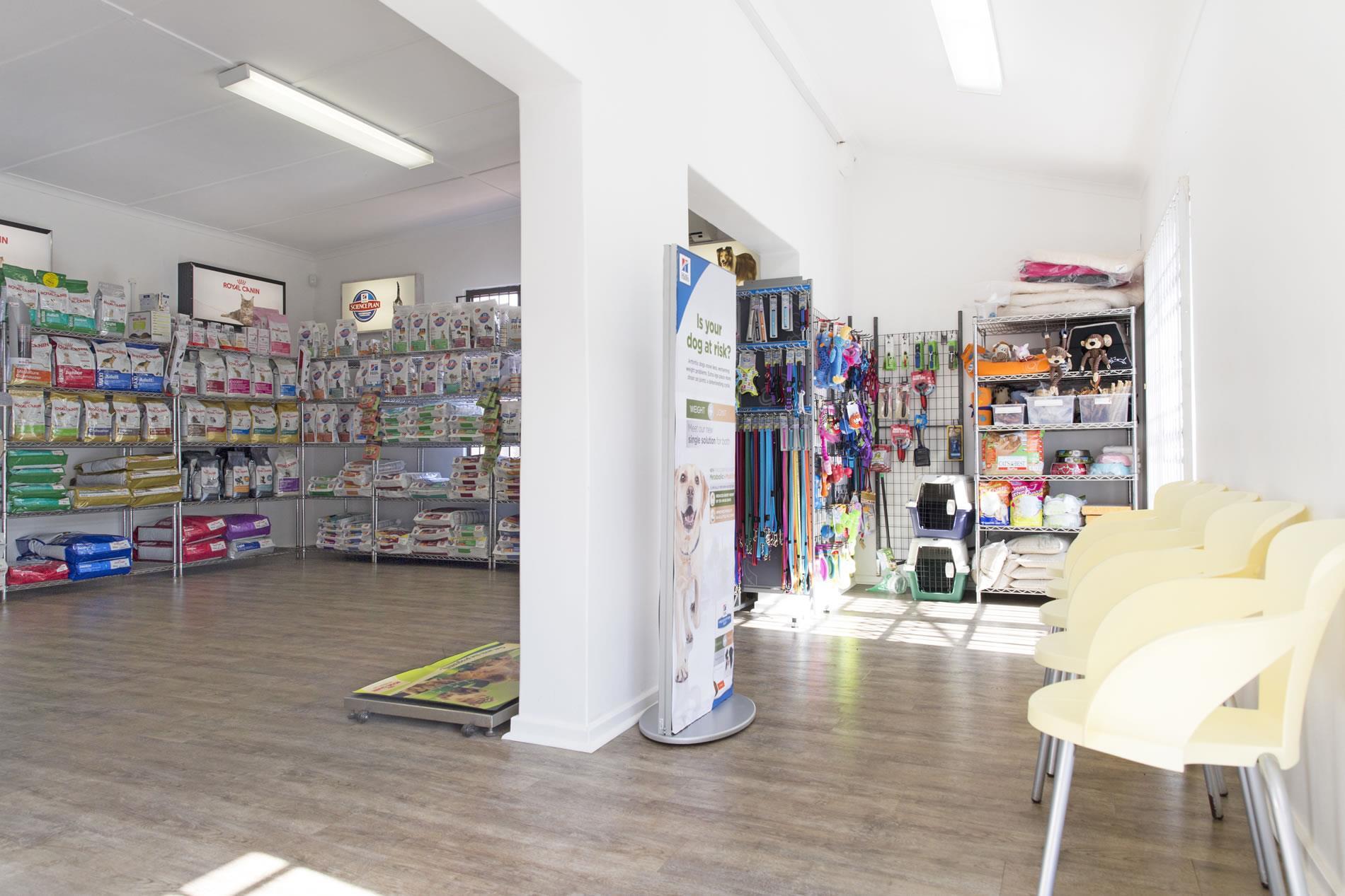 Northway Vet Shop